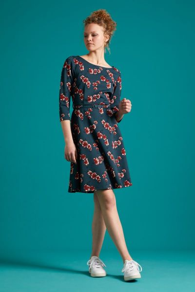 Betty Dress Amori - Pond Blue