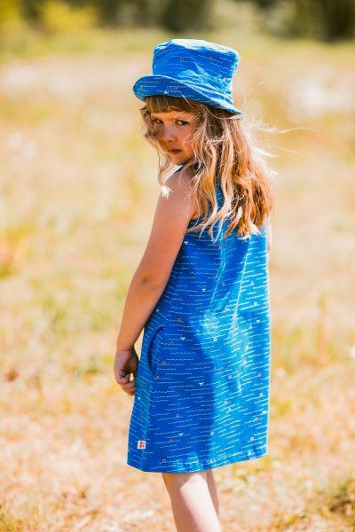 Kleid Emily - Ozean