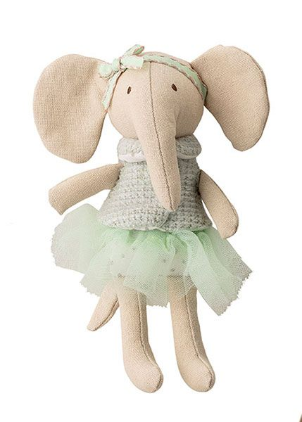 Animal friends Soft Toy - Elephant