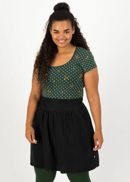 late summer belle shirt - tiny hazelnut