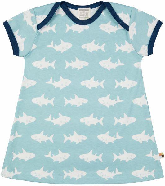 Kleid Druck - Lagoon Hai