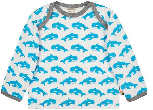 Shirt Druck - Aqua Orka