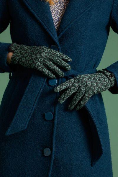 Glove Gluhwein - Black