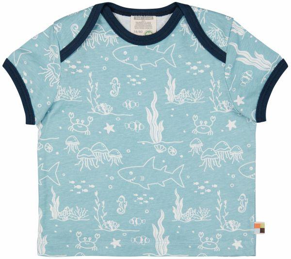 T-Shirt Druck - Lagoon Meer