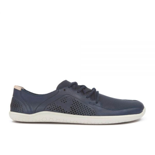 Vivobarefoot Primus Lux Ladies Leather dunkelblau