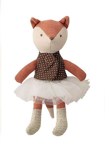Animal friends Soft Toy - Fox