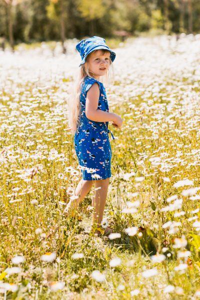 Kleid Lula - Pelikan