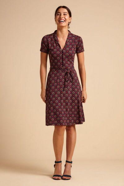 Emmy Dress Lisboa - Night Sky Blue