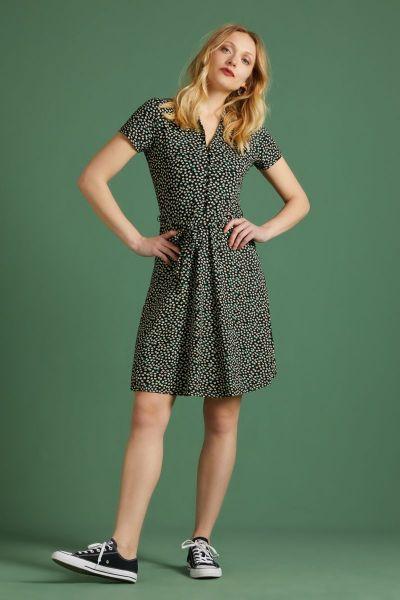 Emmy Dress Sevres - Black