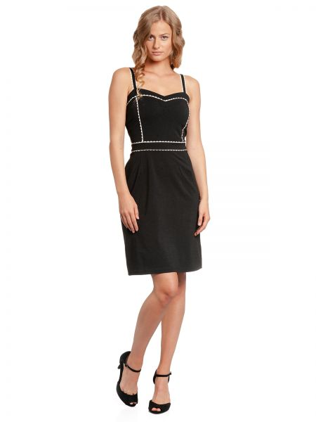 VM Capri Dress - black