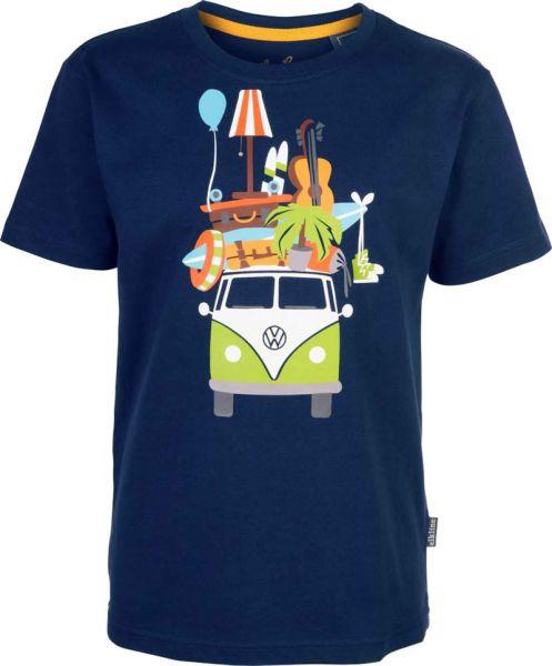 huckepack T-Shirt blueshadow