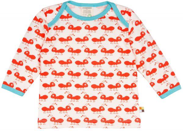 Shirt, Druck - Sunrise - Ameisen