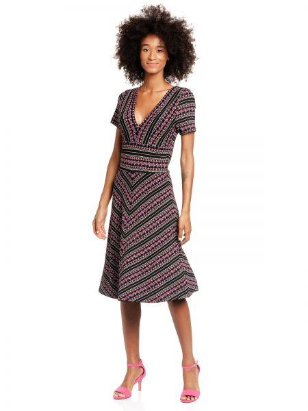 VM Midsummer Dress - black allover