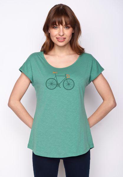Bike Two Cool - Frosty Green