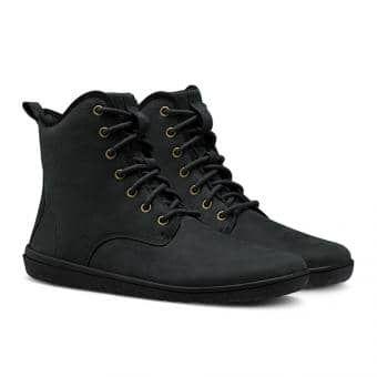 Scott III Men - Obsidian Leather black