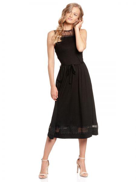 VM Paris Summer Dress - black