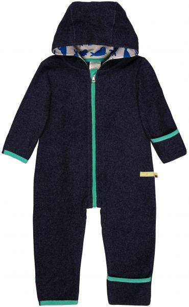 Overall Fleece - Midnight Robbe