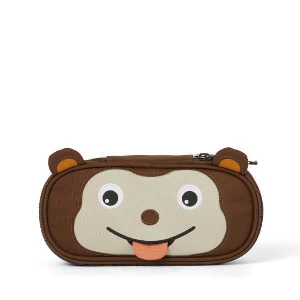 Stiftemäppchen - Affe