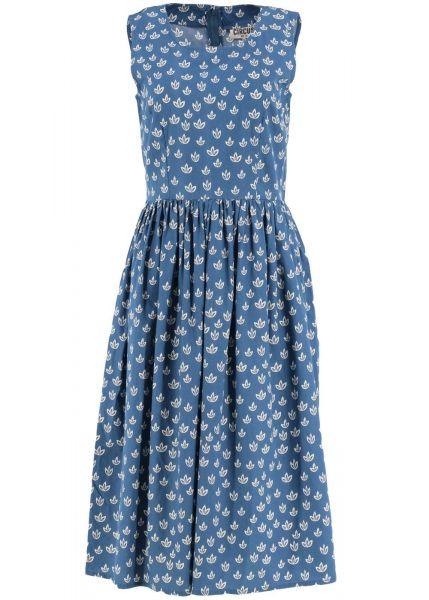 Kleid Babycactus - blue