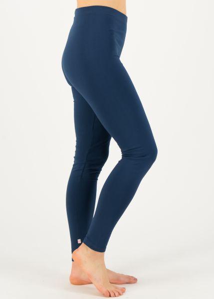 leggings totally thermo - blue denim