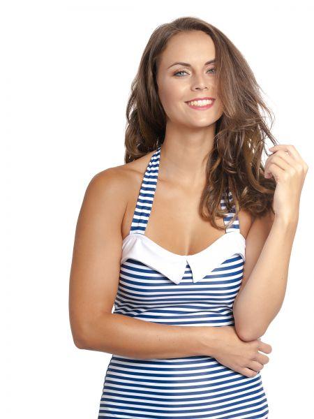 PD Maritim Swimsuit - Blue Allover