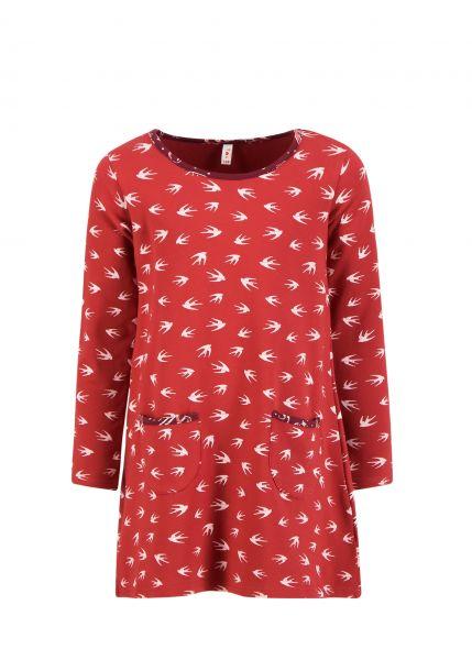 swallows and brick dress - oh omaha