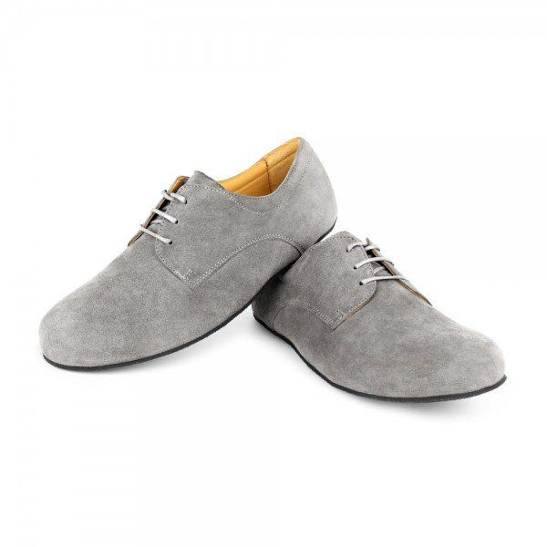 ZAQQ Barfußschuh - IQON Velours Grey