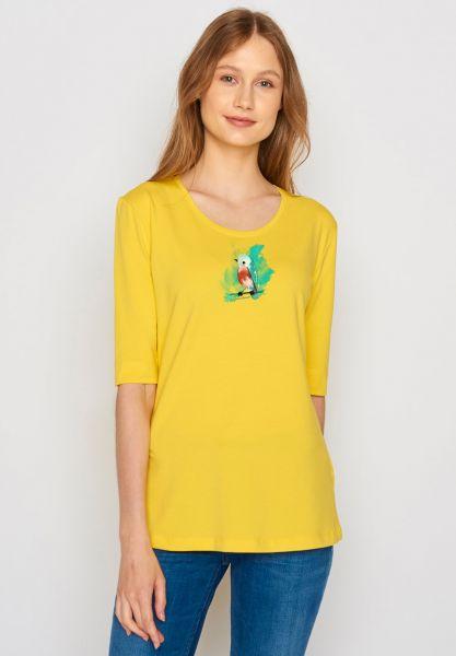 Animal Birdie Deep - Maize Yellow