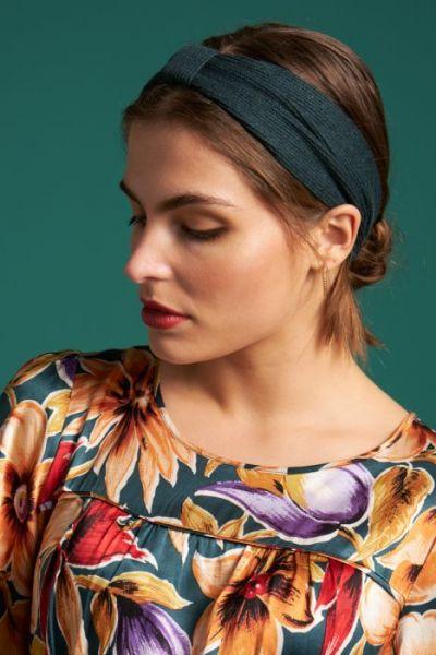 Hairband Margot Lapis - Pine Green
