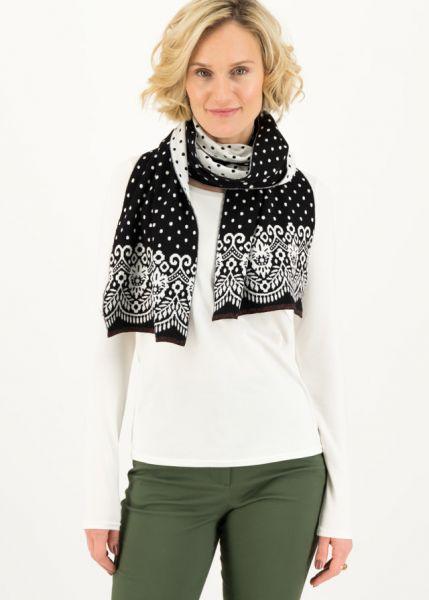 sweet talking scarf - black betsy