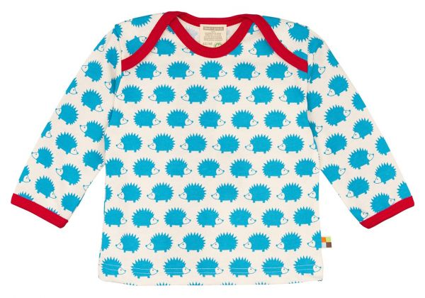 Shirt Langarm - Sky Igel