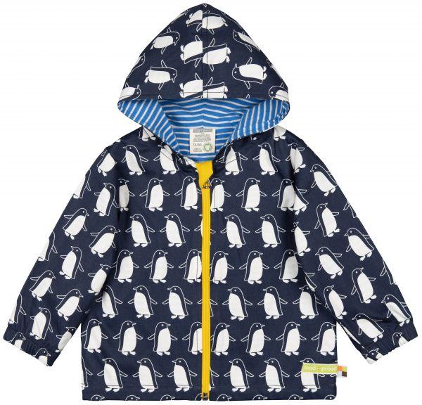 Wasserabweisende Jacke - Midnight Pinguin