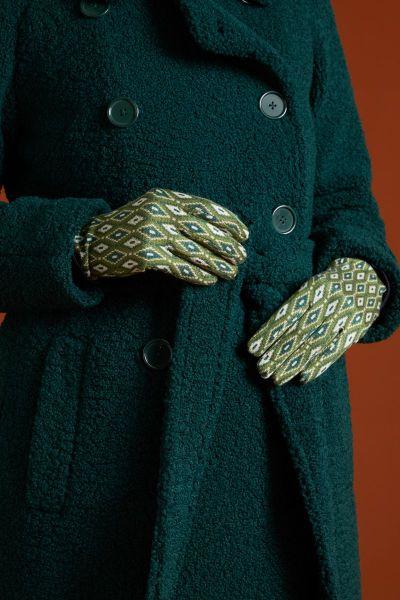 Glove Deuce - Pine Green