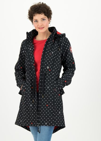 swallowtail promenade coat - casual anchor