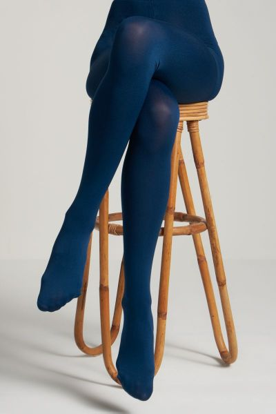 Tights Solid - Autumn Blue