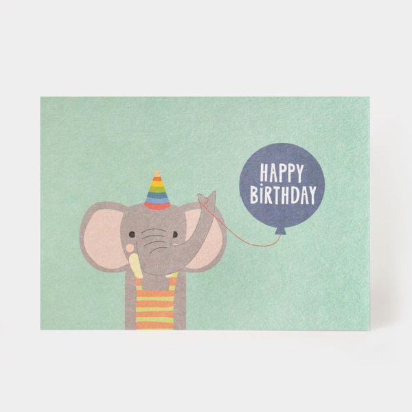 Happy Birthday Elefant