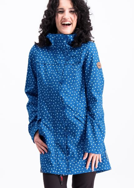 wild weather long anorak - dot and anchor