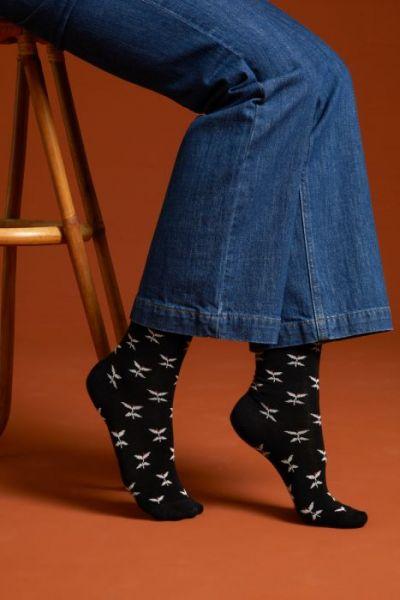 Socks 2-Pack Willow - Black