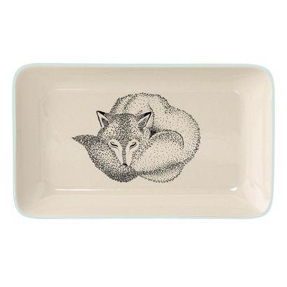 Adelynn Plate - white