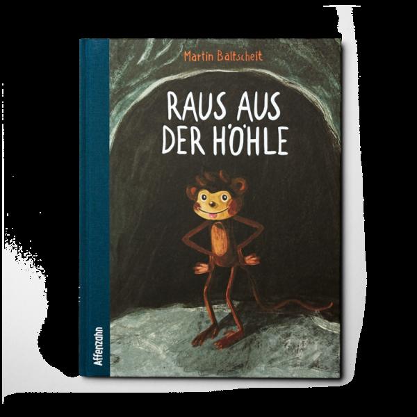 Bilderbuch - Raus aus der Höhle