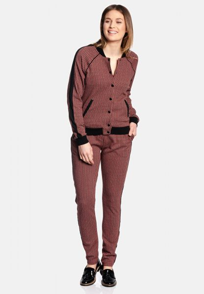 VM Holly Pants red allover