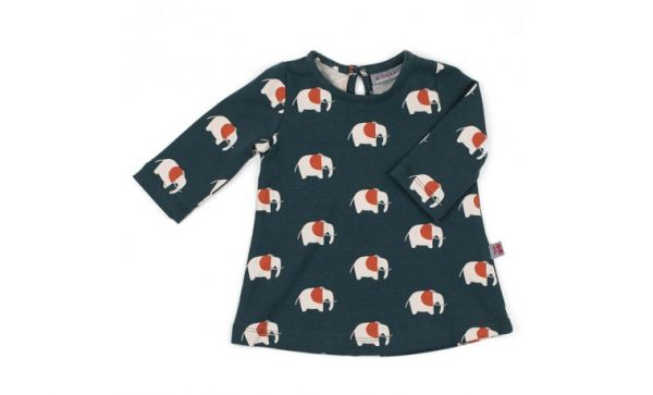 Dress Thea Elephant Jersey