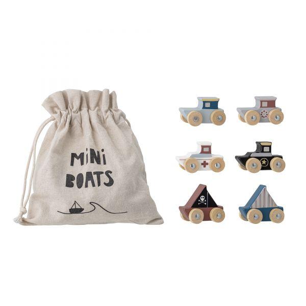 Lissen Toy Boat - Set oder Einzeln