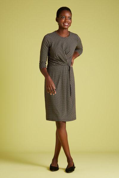Hailey Dress Fresno - Black