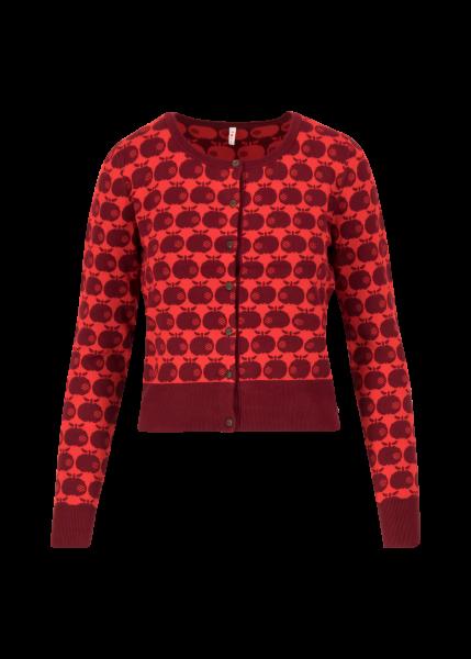 strickliesl - knit red apple