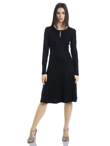 Glamour Love Dress black