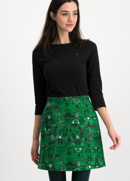 yellow brick road skirt - wizard of bluts
