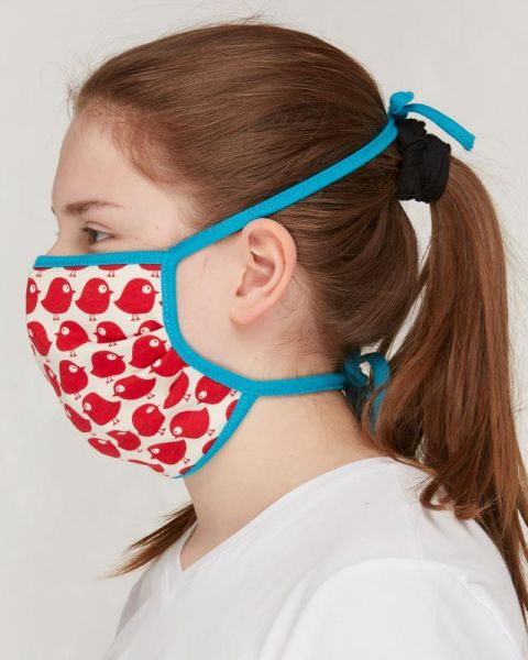 Mund- und Nasenmaske - Spatz