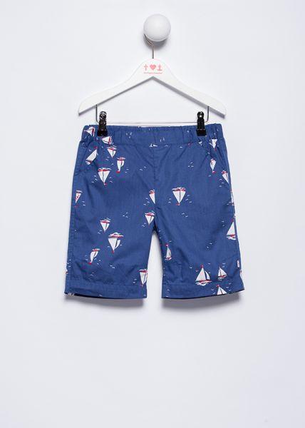 sunny sunday shorts - miss baltic sea