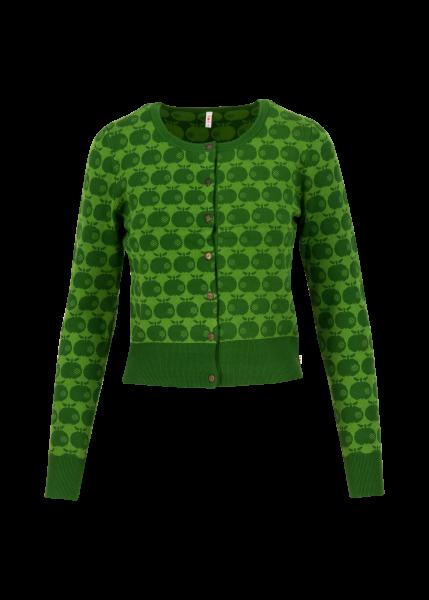 strickliesl - knit green apple